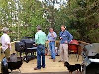 pellet grill, kamado grill, weber kettle, Charbroil gas