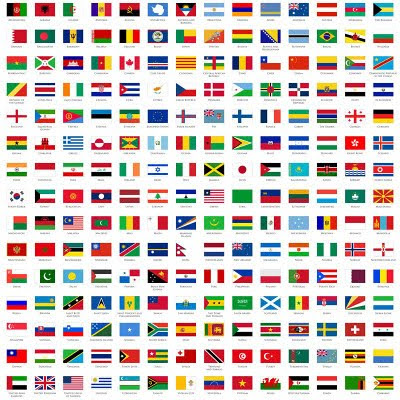 World Flag Countries