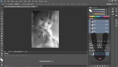 Cara Membuat Foto Menjadi Hitam Putih Dengan Sangat Mudah Dan Simple