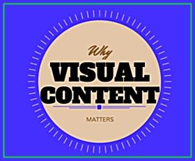pemasaran visual konten