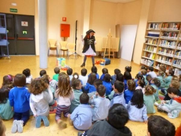 Actividades organizadas por las Bibliotecas Públicas - Vicálvaro