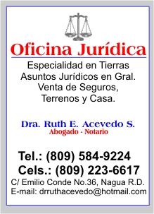 Dra. Ruth E. Acevedo S.