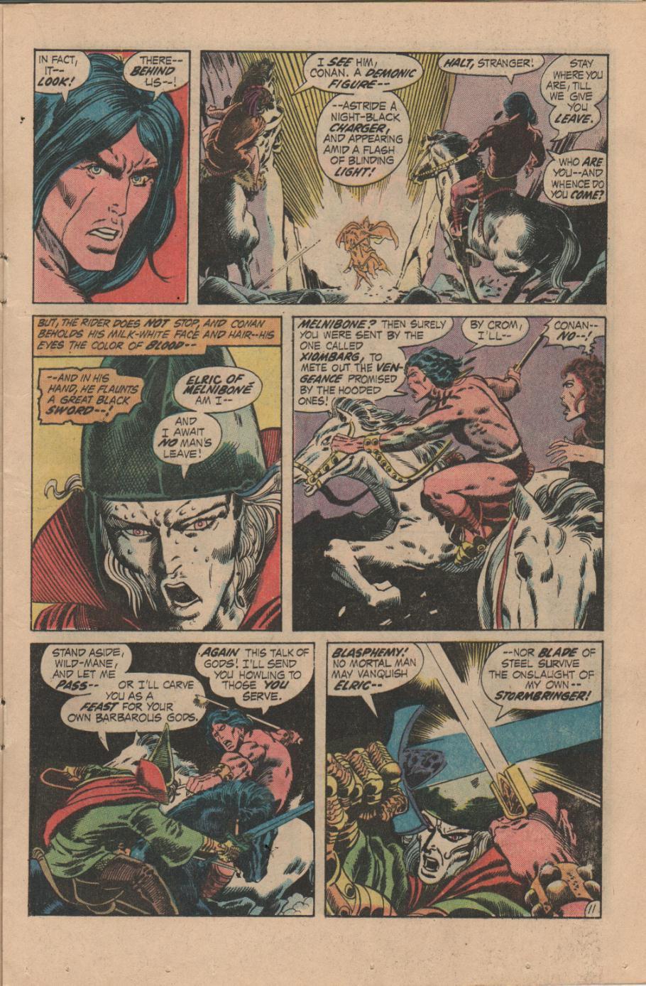 Conan the Barbarian (1970) Issue #14 #26 - English 12