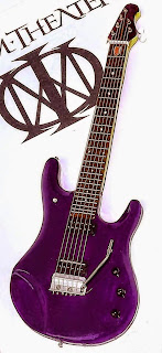 mini Guitarra music man John Petrucci