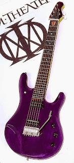 mini Guitarra music man John Petrucci
