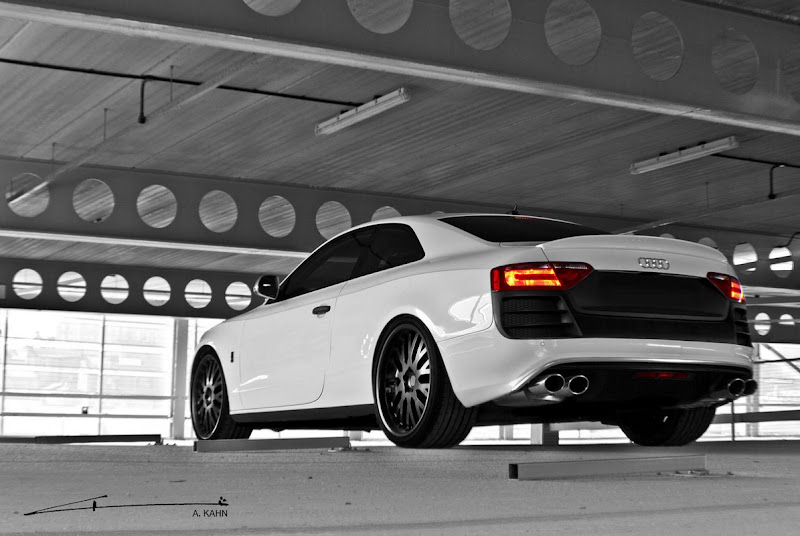 2011 Project Kahn Audi A5 Coupe Sport
