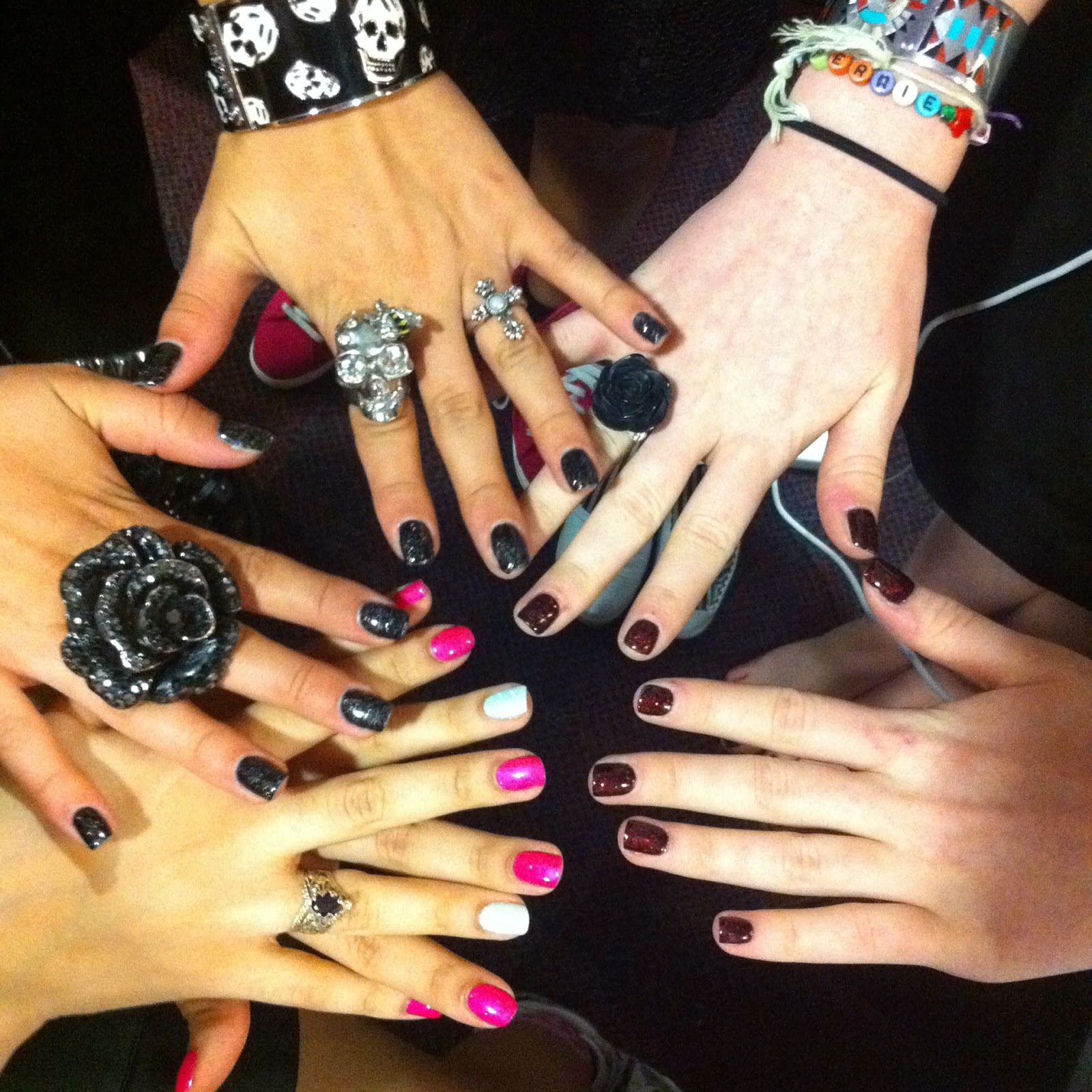 Little Mix Launch Nails with New Look & Elegant Touch   Perfectly ...