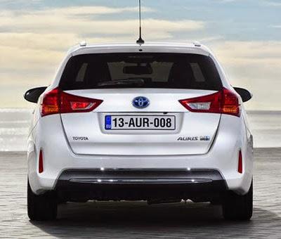 Auris Touring Sports Hybrid Toyota precio