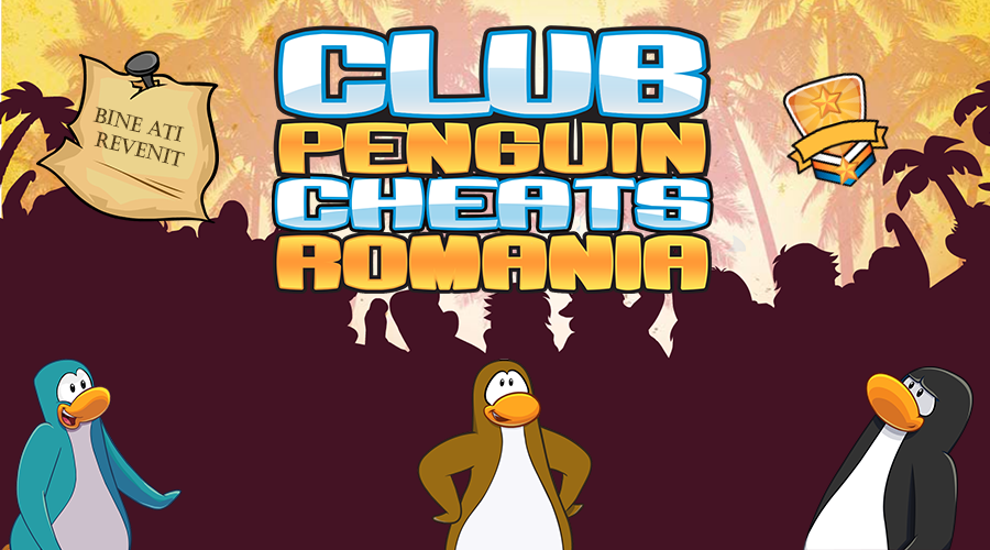 Club Penguin Cheats Romania