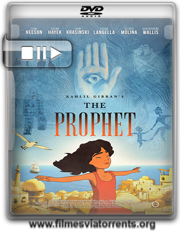 O Profeta (The Prophet) Torrent – DVDRip Legendado (2015)