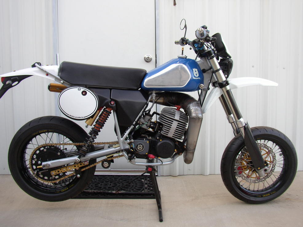 Cafe Motard | What is This