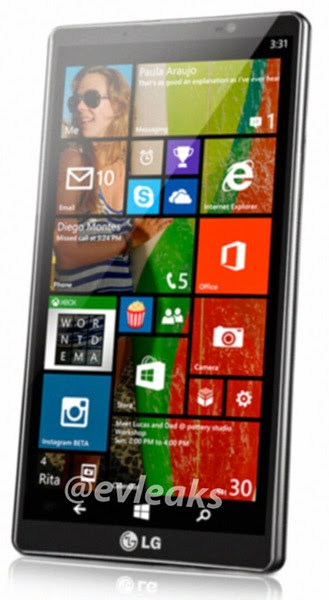LG siapkan ponsel Windows Phone 8.1, LG Uni8