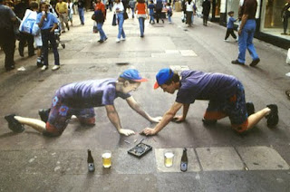 gambar gambar keren 1 Gambar Gambar Keren 3D Street Painting
