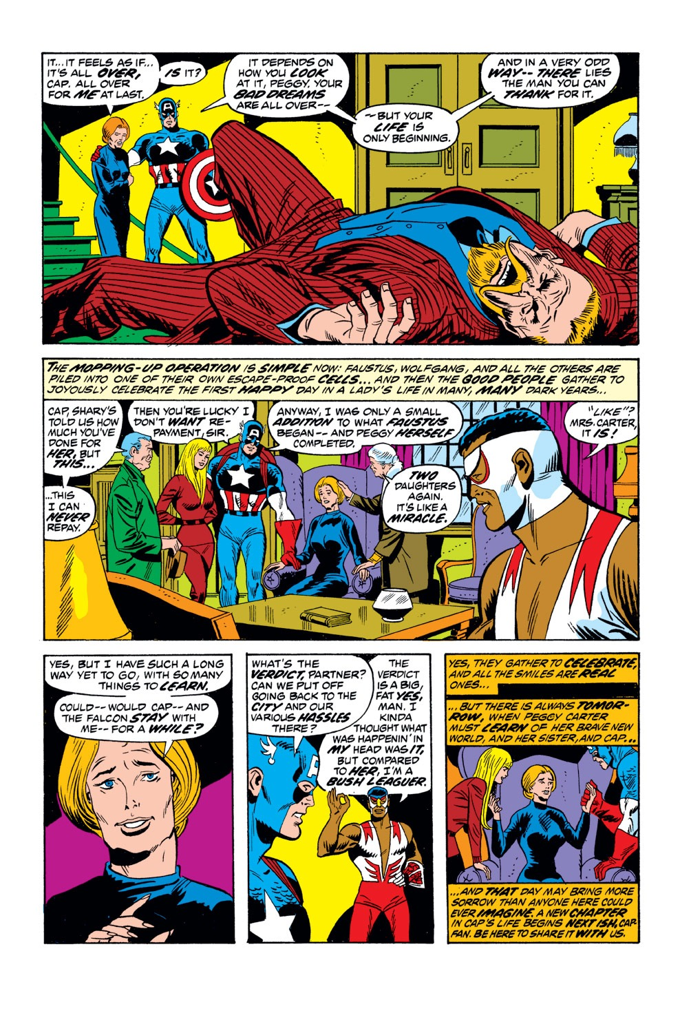 Captain America (1968) Issue #162 #76 - English 21