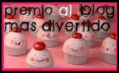 PREMIO AL BLOG MAS DIVERTIDO