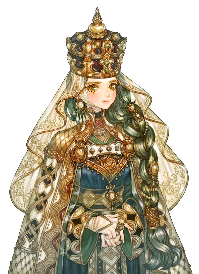 Tree of Savior Inesa Hamondail
