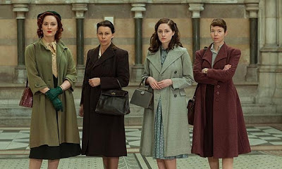 Death Decoded: 'The Bletchley Circle' on PBS