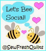 http://sewfreshquilts.blogspot.ca/2013/12/lets-bee-social.html