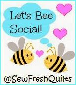 http://sewfreshquilts.blogspot.ca/2013/12/lets-bee-social.html