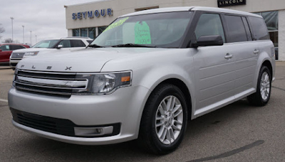 seymour on 94 used 2013 ford flex sel for sale near spring arbor mi. Black Bedroom Furniture Sets. Home Design Ideas