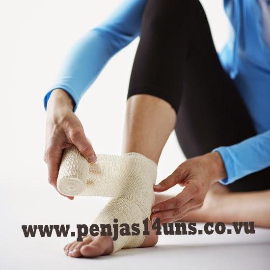 Pencegahan dan Perawatan Cedera Olahraga