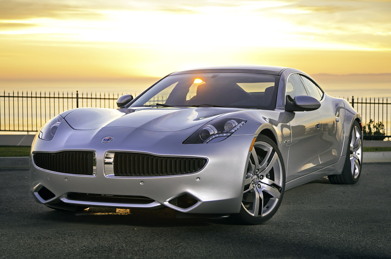 2012 FISKER KARMA HD WALLPAPER