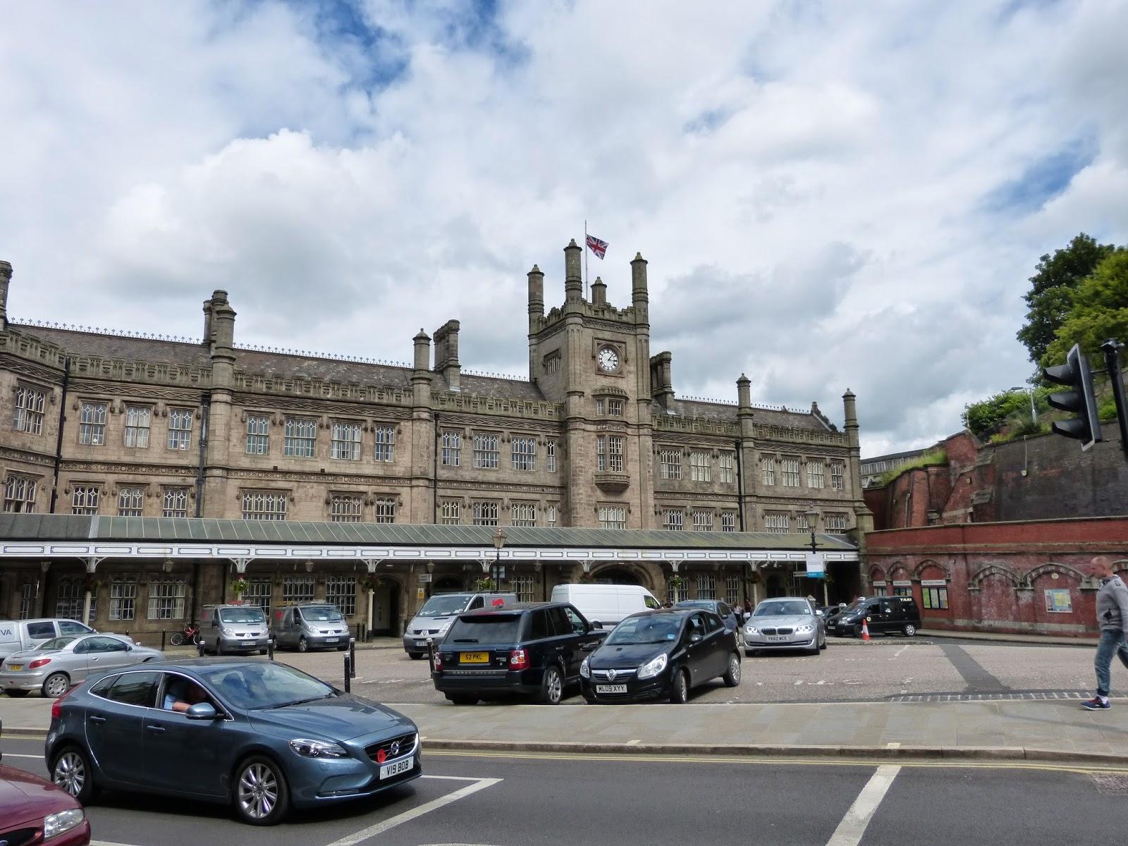 M S Shrewsbury Clock This: Shrewsbury
