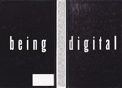 an analysis of being digital a book by nicholas negroponte In his 1995 book being digital, nicholas negroponte argued that  atoms make  up physical, tangible objects such as cds, books, and newspapers  one of the  analysis was around world class growth companies and their.