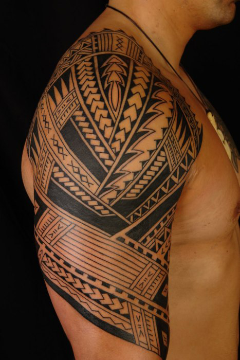 creative tattoos polynesian tattoos. Black Bedroom Furniture Sets. Home Design Ideas