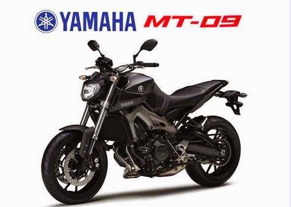 Yamaha MT-09 Indonesia