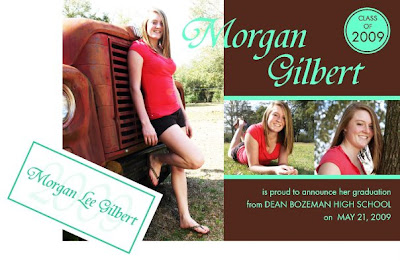 Creative Printing of Bay County - Panama City, Florida - Custom Graduation Announcements