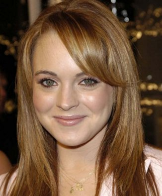 lindsay lohan hair loss