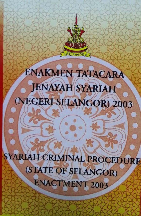 Mphonline Enakmen Tatacara Mal Mahkamah Syariah Selangor 5 1 08
