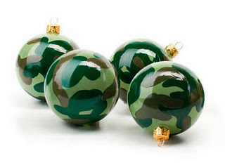 Household Six: You might be a military wife at Christmas if .....