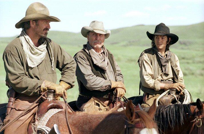 heroes in western film essay