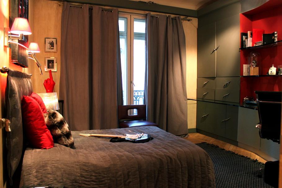 Parfait Chambre Taupe Et Rouge : Deco Chambre Taupe Et Rouge U Chaios
