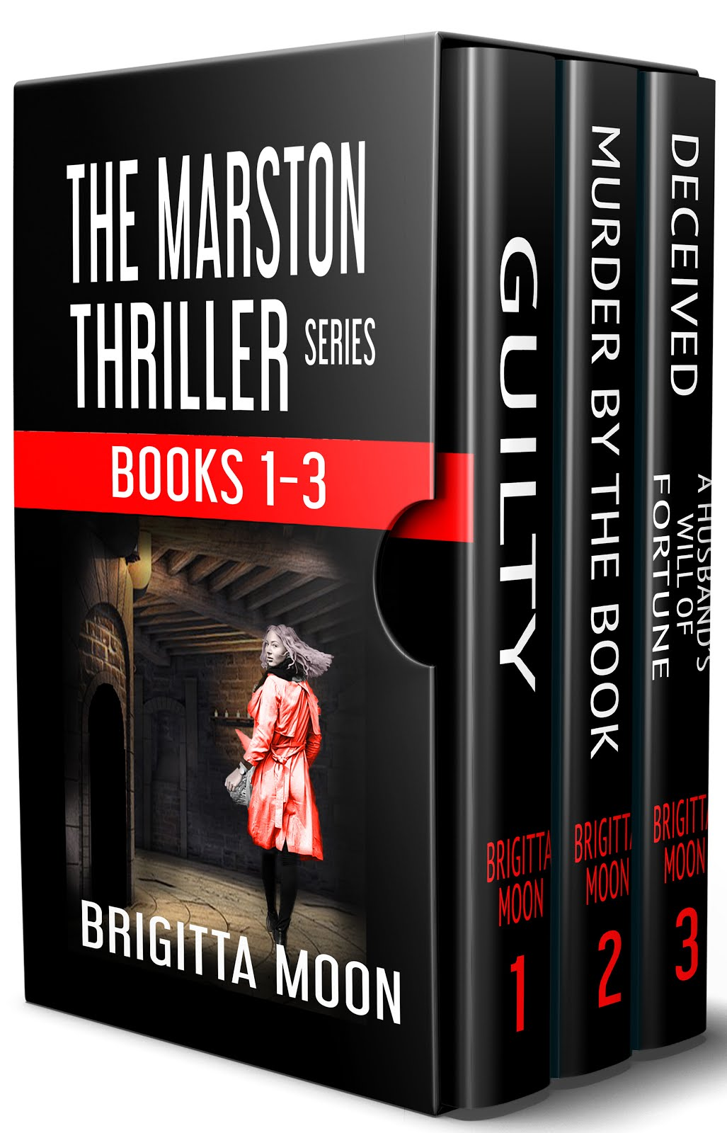The Marston Thriller Series