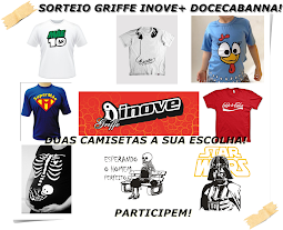214 SORTEIO DOCE CABANNA+ GRIFFE INOVE