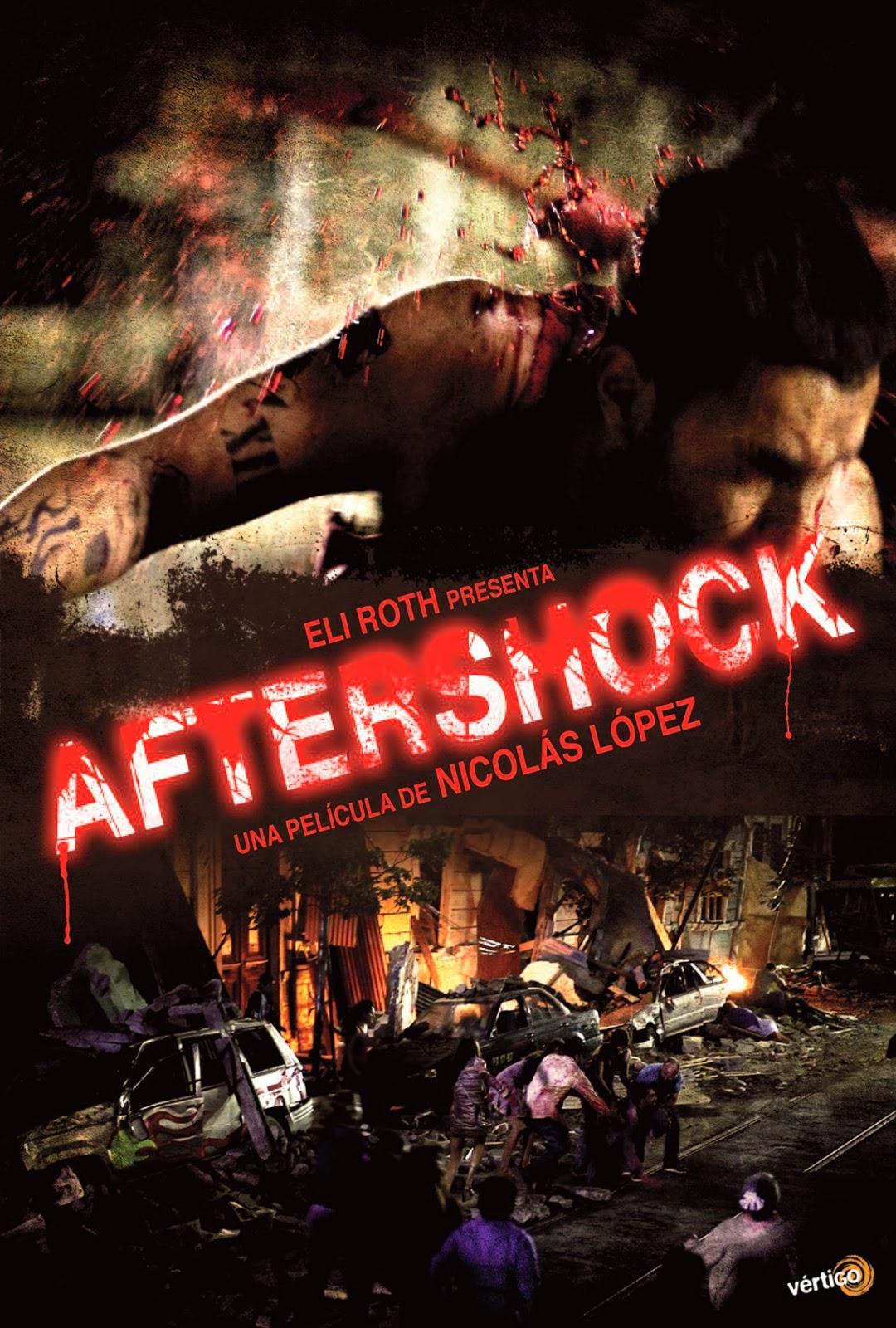 Dư Chấn - Aftershock