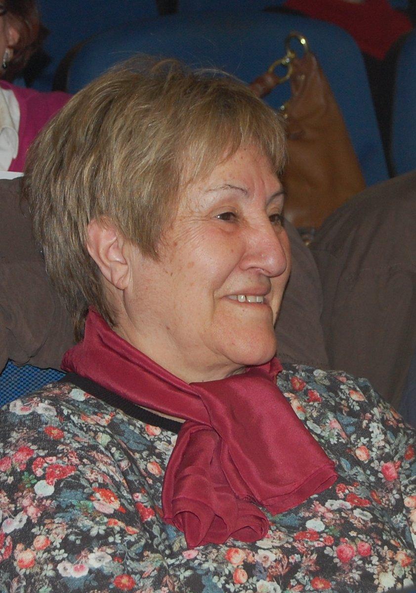 16 de marzo: ha fallecido Carmen González