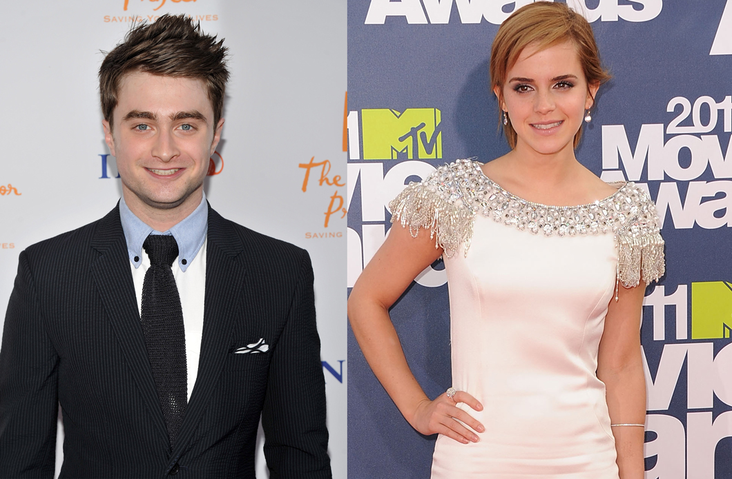 Emma watson and daniel radcliffe dating 2012