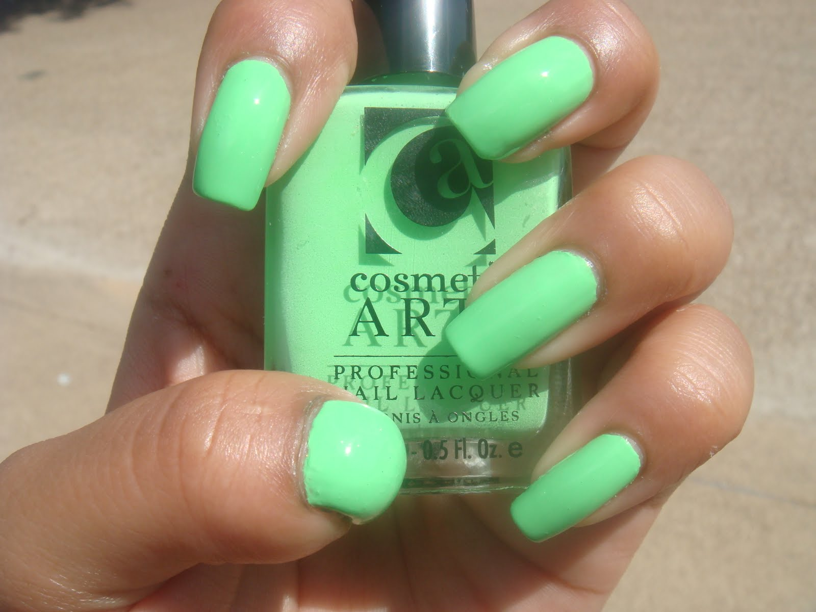 The Lacquer Room: From the makers of Color Club: Cosmetic Arts Part 2