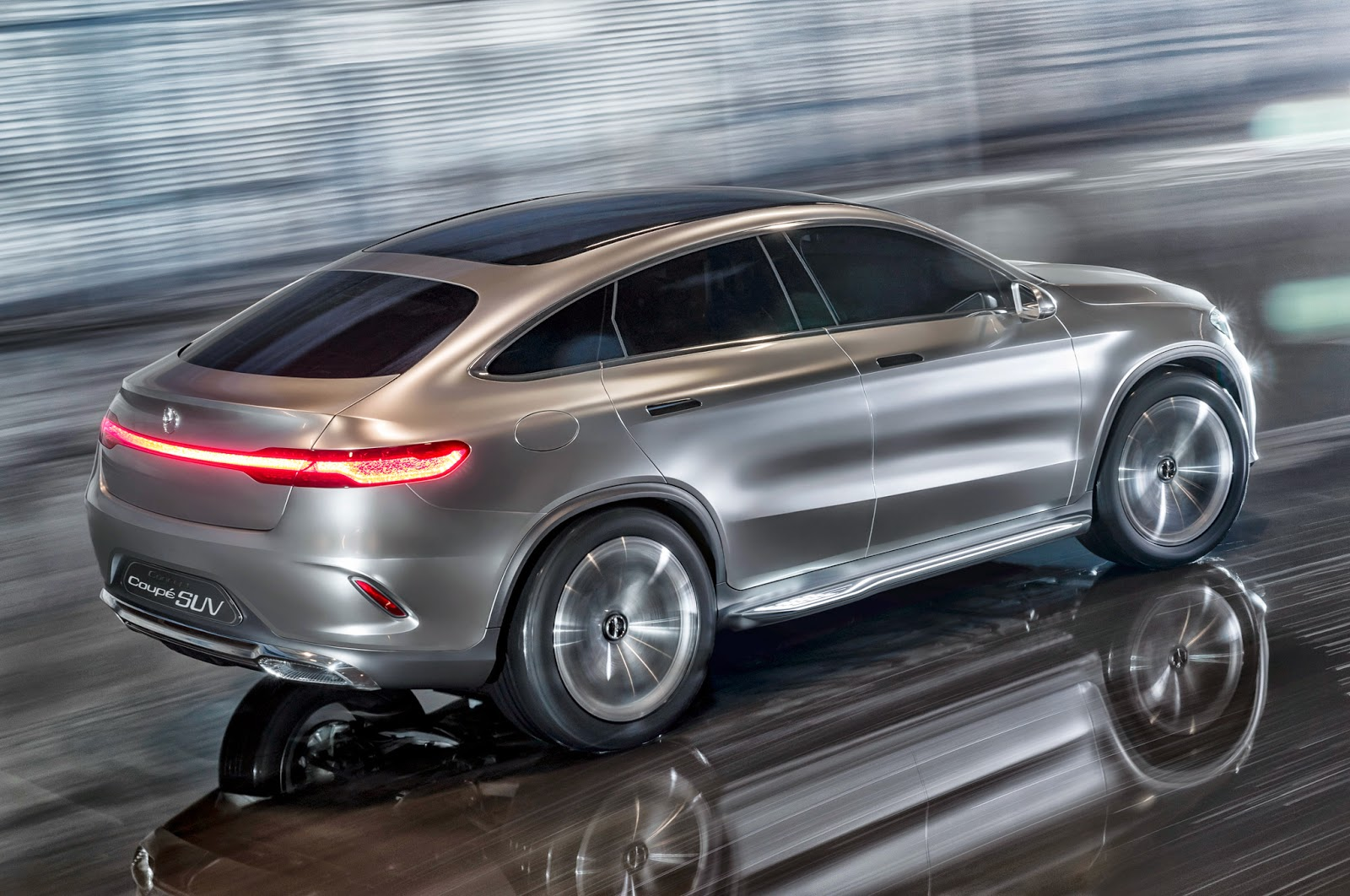 2014 Mercedes Benz Concept Coup Suv Cars Today