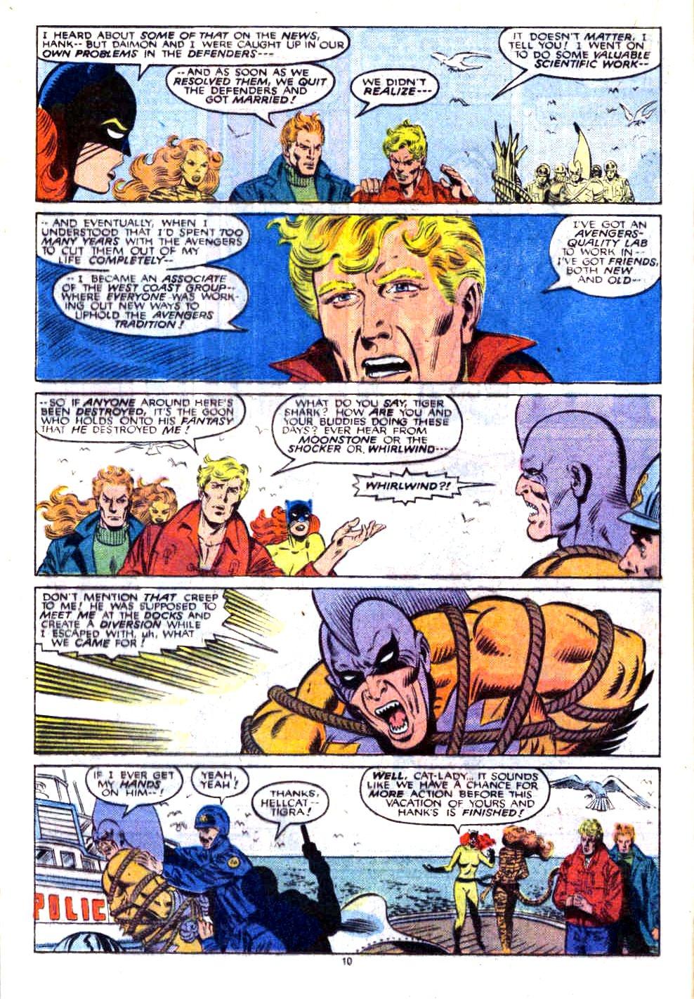 Captain America (1968) Issue #323b #252 - English 11