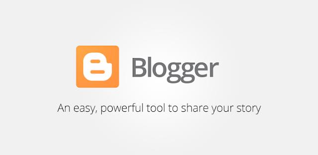 Blogger v2.0 Android Uygulaması