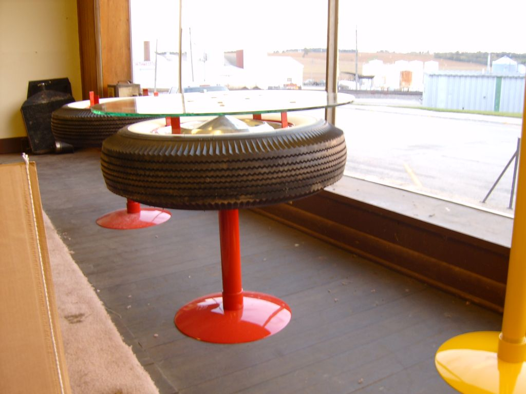 20 ideas how to use old tires part 2