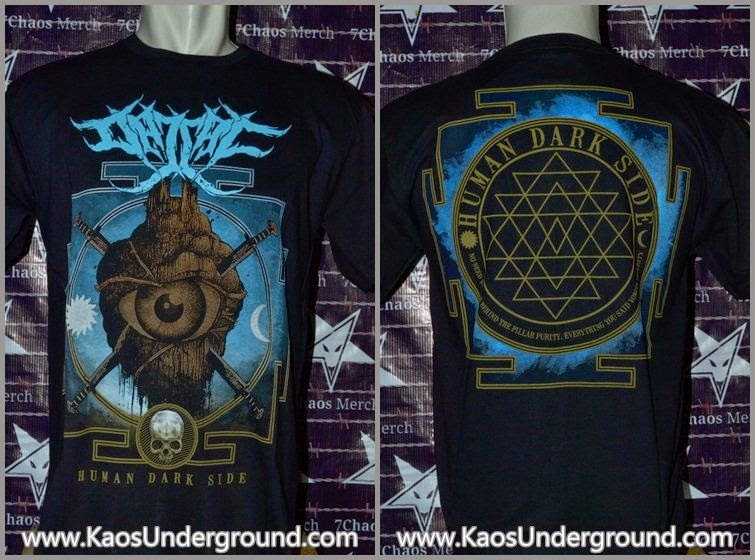kaos dajjal human dark side eye kaosunderground.com 7chaosmerch heretic