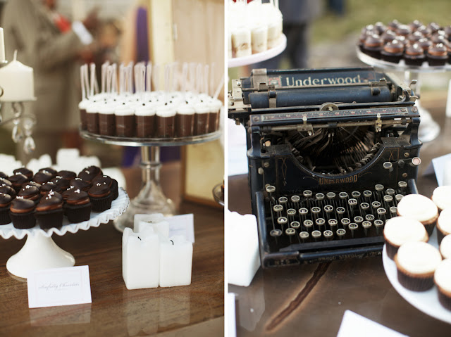 Vintage Styled Mini Dessert Buffet Minneapolis/Twin Cities