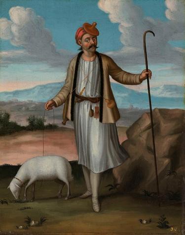 Albanian shepherd