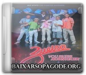 CD Zueira - Áudio DVD (2011)